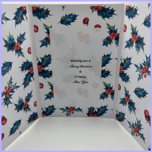 Christmas Wishes to a Special Friend insert