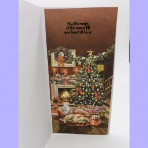 With Love this Christmas insert